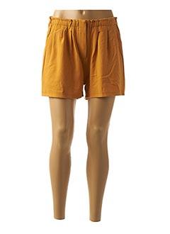 Produit-Shorts / Bermudas-Femme-GARANCE