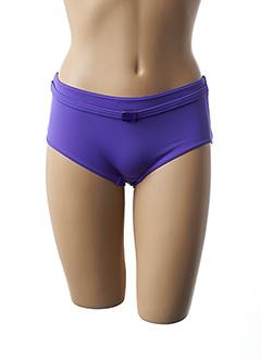 Bas de maillot de bain violet FREYA pour femme