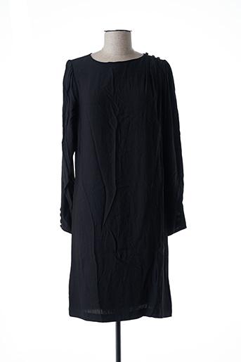 Robe mi-longue noir ACOTÉ pour femme