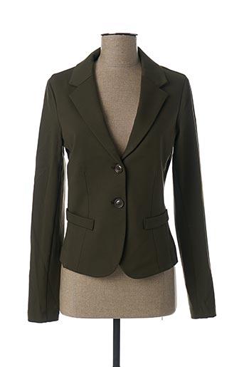 Veste chic / Blazer vert IMPERIAL pour femme