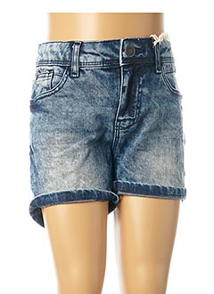 Produit-Shorts / Bermudas-Fille-PETROL INDUSTRIES