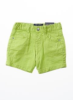 Short vert MAYORAL pour fille