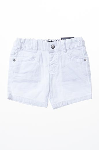 Short blanc MAYORAL pour fille