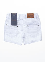 Short blanc MAYORAL pour fille seconde vue