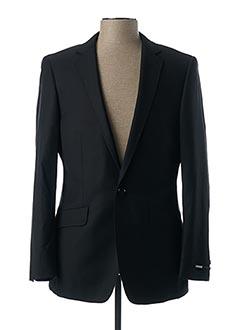 Veste chic / Blazer noir EDEN PARK pour homme