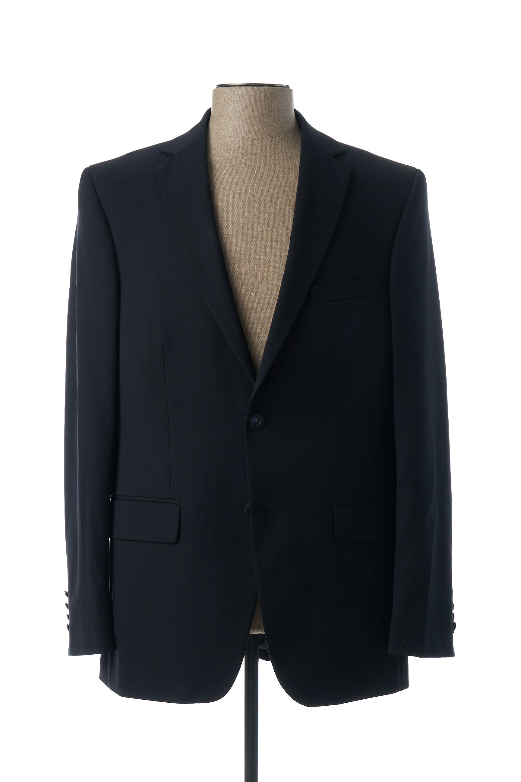 Veste chic / Blazer homme Bruno Saint Hilaire noir taille : L 155 FR (FR)