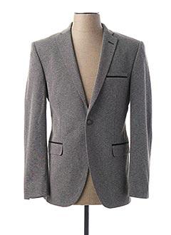 Veste chic / Blazer gris JEAN-LOUIS SCHERRER pour homme