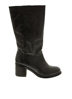 Bottines/Boots noir FLY LONDON pour femme