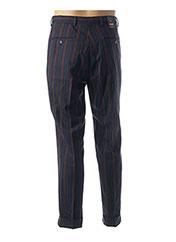 Pantalon chic marron SCOTCH & SODA pour homme seconde vue