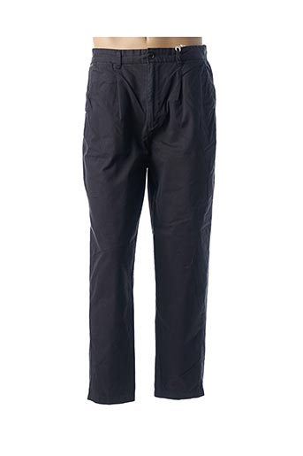 Pantalon chic noir SCOTCH & SODA pour homme