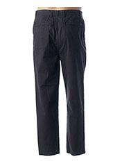 Pantalon chic noir SCOTCH & SODA pour homme seconde vue