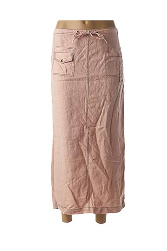 Jupe longue rose GERARD DAREL pour femme