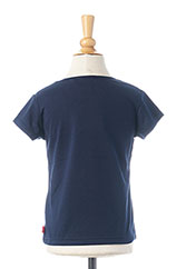 T-shirt manches courtes bleu BILLIEBLUSH pour fille seconde vue