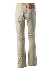 Pantalon casual beige LEVIS pour homme seconde vue
