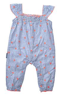 Combi-pantalon bleu BOBOLI pour fille
