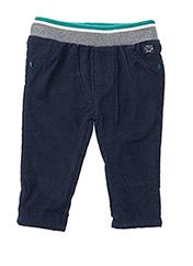 Pantalon casual bleu ELLE EST OU LA MER pour fille seconde vue