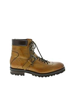 Bottines/Boots beige LORD KENT pour homme