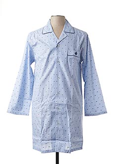 Pyjama bleu GUASCH pour homme