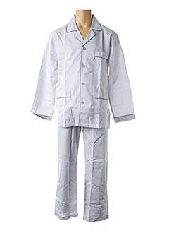 Pyjama gris GUASCH pour homme