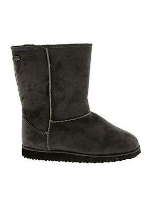 Bottines/Boots gris BUFFALO pour femme