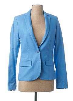 Veste chic / Blazer bleu TOMMY HILFIGER pour femme