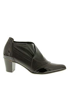 Bottines/Boots noir FIDJI pour femme