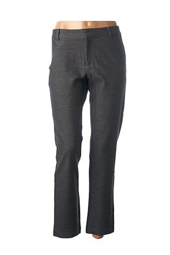 Pantalon chic gris CHATTAWAK pour femme