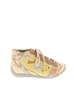 Bottillons beige CHIPIE pour fille