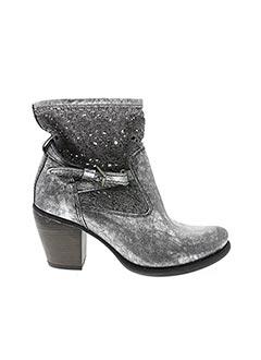 Bottines/Boots gris FELMINI pour femme