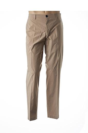Pantalon chic beige PAUL SMITH pour homme