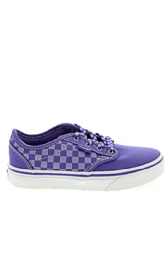 Baskets violet VANS pour fille
