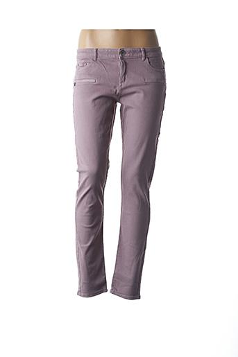 Jeans skinny rose ESPRIT pour femme