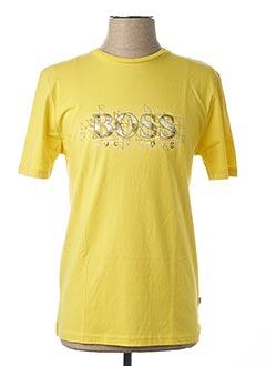 Produit-T-shirts-Garçon-HUGO BOSS