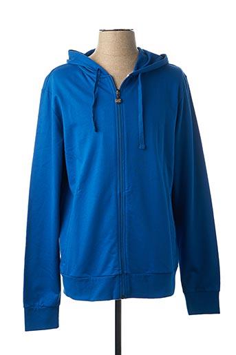Veste casual bleu ARMANI pour homme