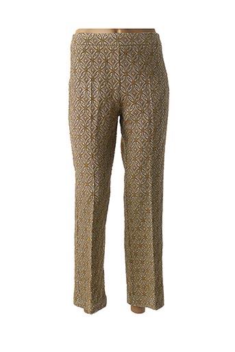 Pantalon chic beige I BLUES pour femme