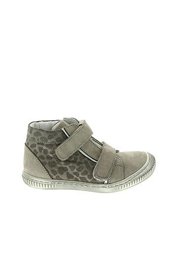 Bottines/Boots gris LITTLE MARY pour fille