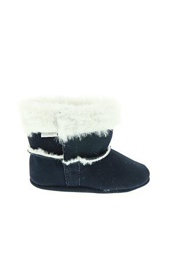 Chaussons/Pantoufles bleu NOUKIE'S pour fille