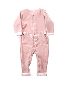 Combi-pantalon rose NOUKIE'S pour fille