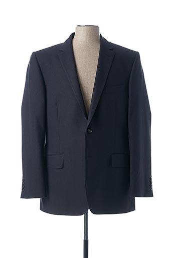 Veste chic / Blazer bleu NINO LORETTI pour homme