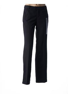 Pantalon chic noir EDC BY ESPRIT pour femme