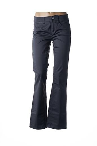 Pantalon casual gris ESPRIT pour femme