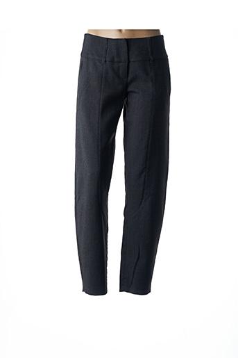 Pantalon casual noir BANDOLERA pour femme