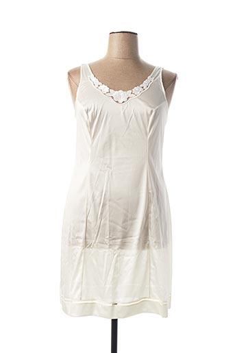 Jupon /Fond de robe beige ARTEL pour femme