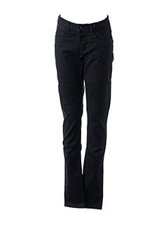 Jeans skinny noir MAISON SCOTCH pour femme
