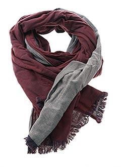 Foulard rouge DSTREZZED pour homme