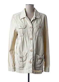 Veste casual beige ARMOR LUX pour femme