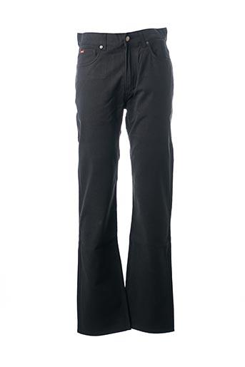 Pantalon casual gris LEE COOPER pour homme
