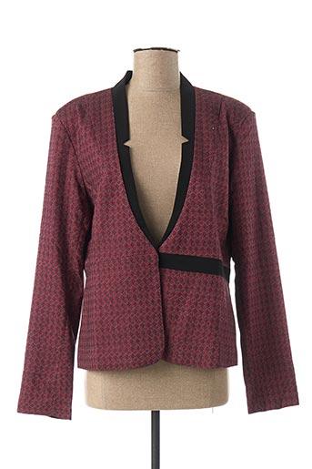 Veste casual rose LOLA ESPELETA pour femme