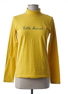 Produit-T-shirts-Fille-LITTLE MARCEL