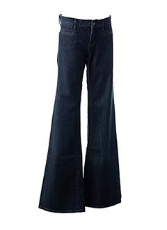 Jeans bootcut bleu LEVIS pour fille